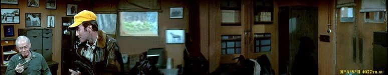 Офис Поттера отражает кавалерийское прошлое полковника
